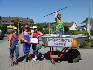 Schubkarrenrennen Morsbach_21.07.2013_006CBuchen