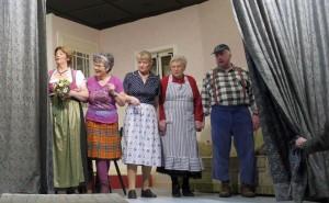 Theatergruppe Vorverkauf 2013