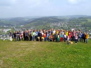 K800_Maiwanderung Heimatverein_01.05.2014_004CBuchen